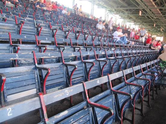 10 - grandstand seats 1B line.JPG