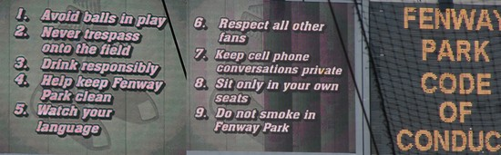 14 - fenway code of conduct.JPG