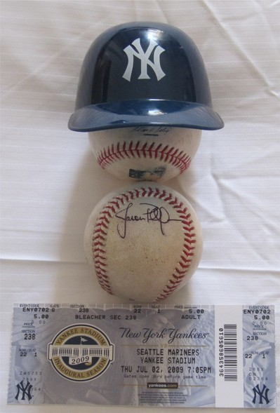 35 - helmet balls and ticket.JPG