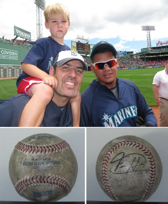 7 - felix warm up ball autograph and photo.jpg