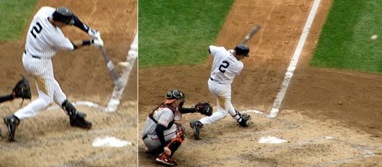 14 - jeter fouls back lines to 2B.jpg