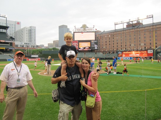25 - on field family picture.JPG