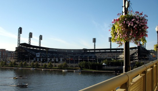 5 - PNC Park from Clemente Bridge.jpg