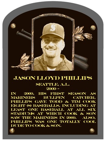 Phillips C&S HOF Plaque.jpg