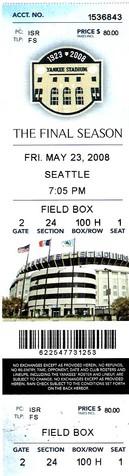2008-5-23 - Yankee Stadium (1923).jpg