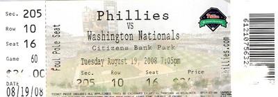 2008-8-19 - Citz Bank Park Foul Pole Seat.jpg
