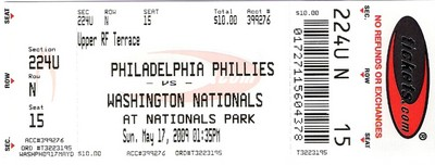 2009-5-17 - Nationals Park.jpg