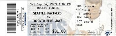 2009-9-26 - Rogers Centre.jpg