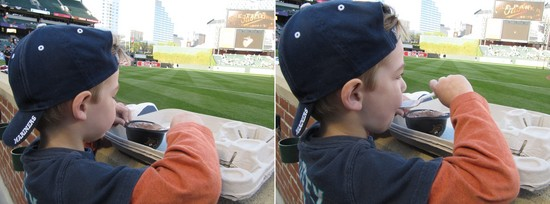 11 - first orioles ice cream helmet at camden yards.jpg