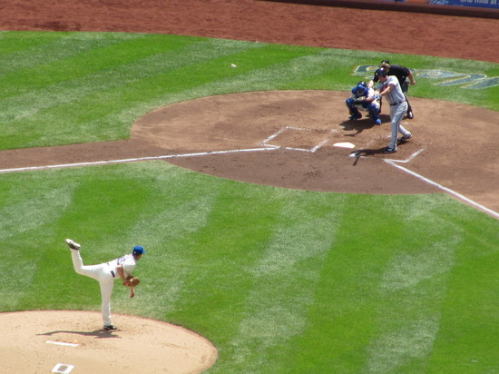 17 - chipper jones foul ball in third.JPG