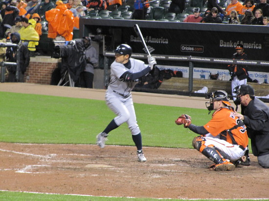 29 - ichiro bats in the 9th 5-11-10.JPG