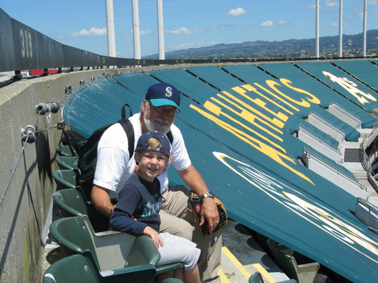 11 - Tim and Grandpa in section 318.JPG