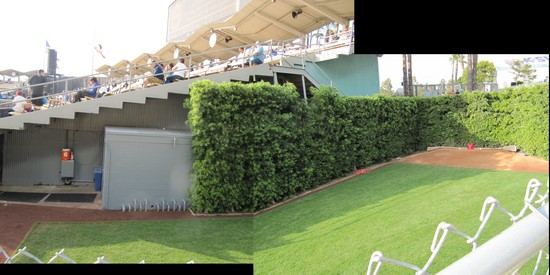 13 - dodgers visitors bullpen.JPG