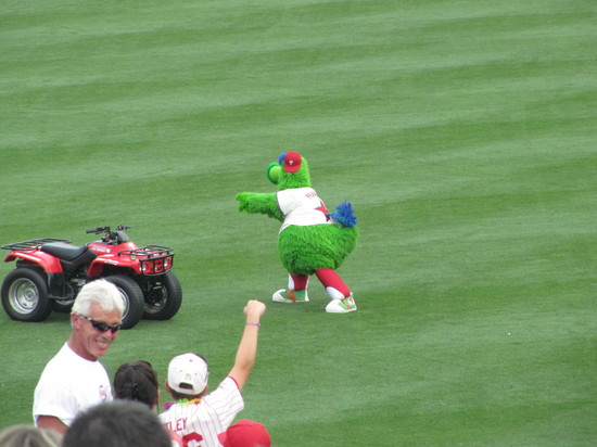 19 - Phanatic whips crowd into a frenzy.JPG