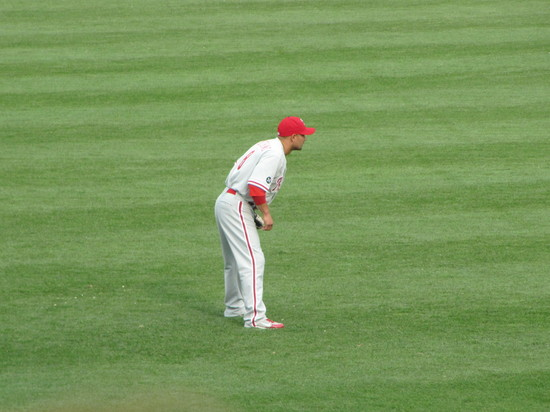25 - view of Shane Victorino 6-26-10.JPG
