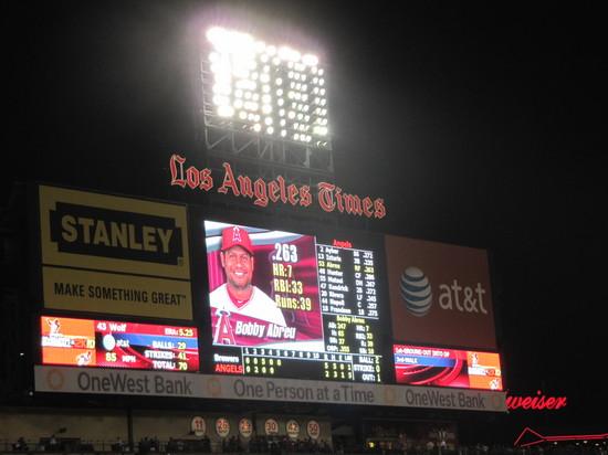 32 - Anaheim scoreboard.JPG