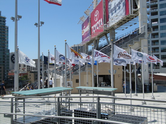32 - petco hidden standings flags.JPG