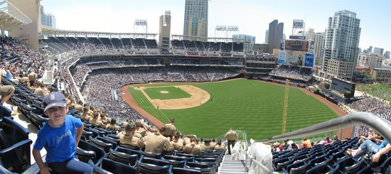 33a - petco RF foul upper military view panorama.jpg