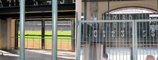 4 - ATT view thru fence at McCovey Cove walkway.JPG