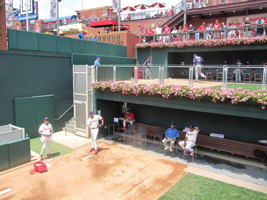 8 - halladay and pavano bullpen.JPG