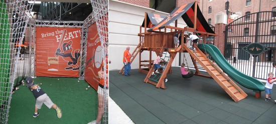 20 - speed pitch and new play set.JPG