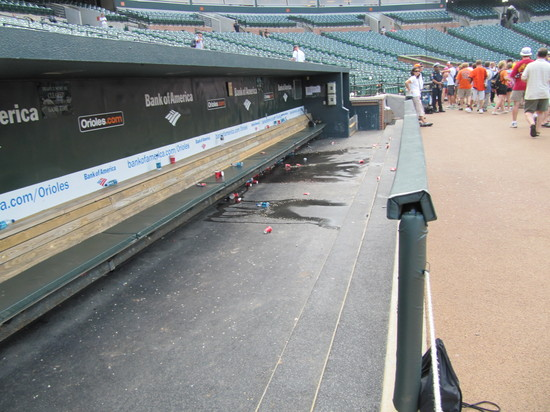 41 - OPACY visitors dugout.JPG