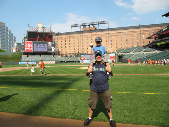 45 - Cuzzi Ball at Camden Yards.JPG