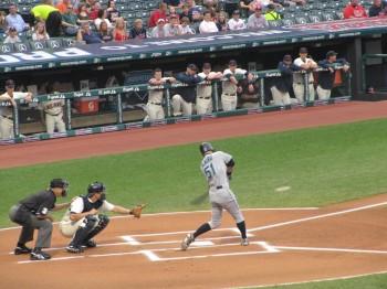 20 - Ichiro's 149th hit of 2010 in 1st 6-14-10.JPG