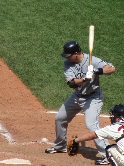 26 - Russell Branyan watches a strike.JPG