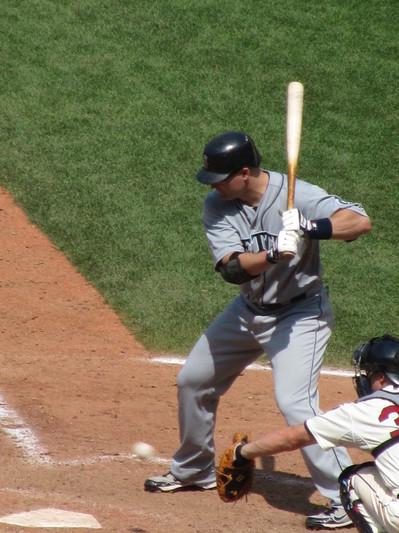 26 - Russell Branyan watches a strike.JPG