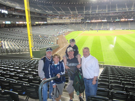 21 - Five Cooks at Safeco Field.JPG