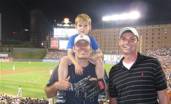 26 - TJCs and Greg at OPACY.JPG