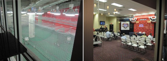34 - Nats batting cage and interview room.JPG