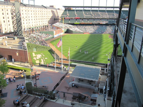 5 - upper deck view across camden.JPG