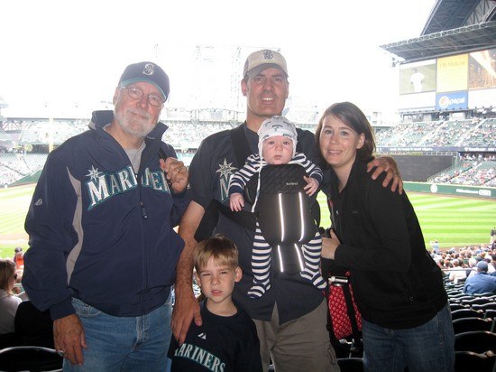 12a - family shot at our seats.JPG