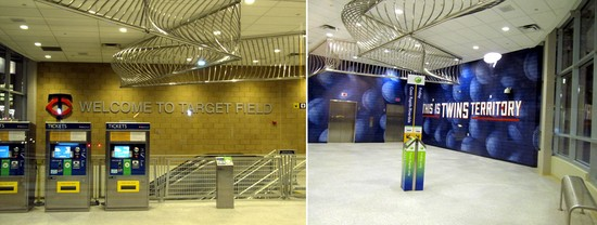 18 - Target Field train enterance.JPG