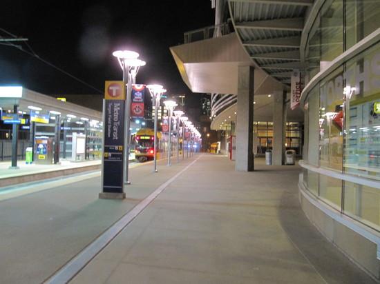 19 - Target Field train stop.JPG