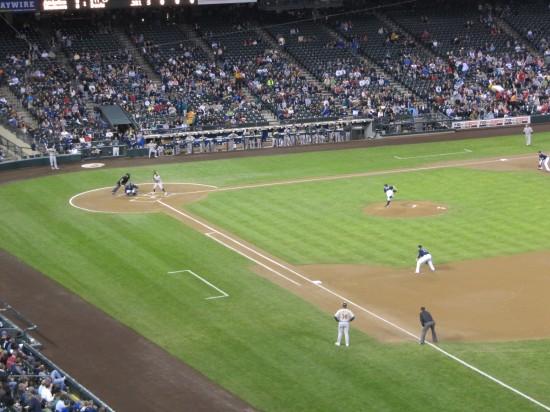 20 - Kellan's first MLB pitch.JPG
