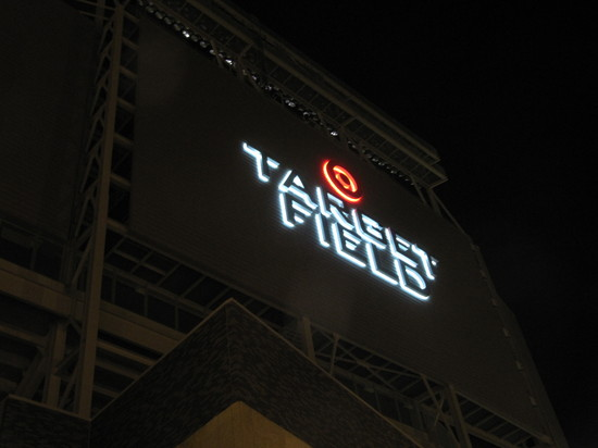 24 - Target Field sign.JPG
