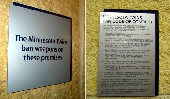 8 - Target Field signs.JPG