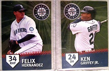 griff and felix cards