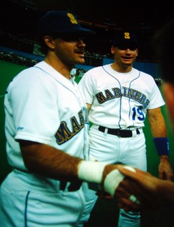 32 - Edgar Martinez and Jay Buhner 1990-91ish.JPG
