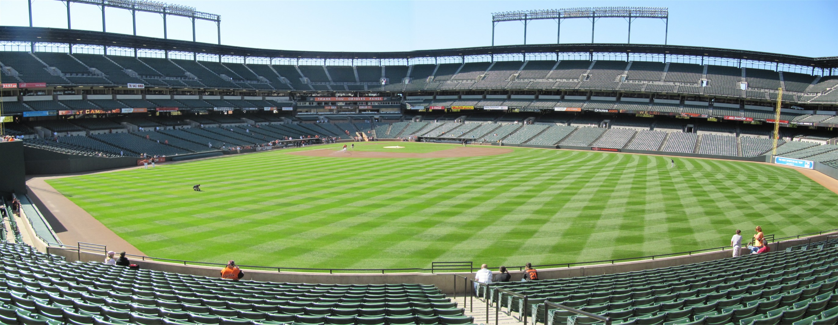 Oriole Park At Camden Yards Panoramas Cook Amp Sons