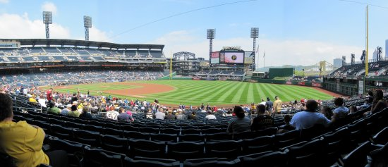 8 - PNC section 105 row V seat 10 panorama.jpg