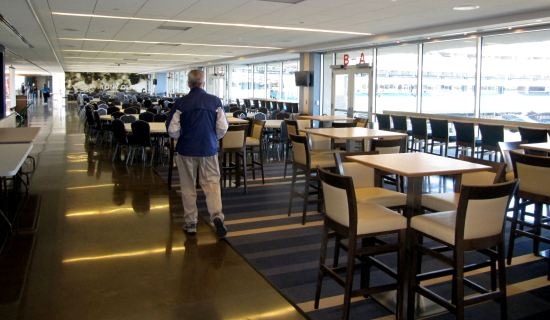 10 - Target Field Legends Club 3B side.JPG