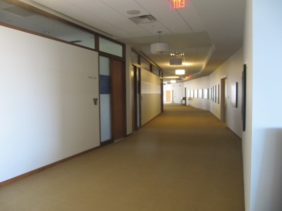 16 - Target Field suite level hallway.JPG