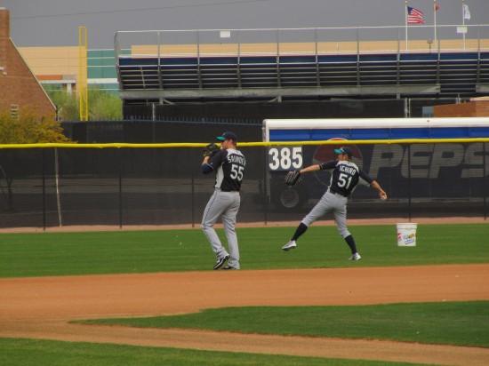 2 - Ichiro throwing.JPG