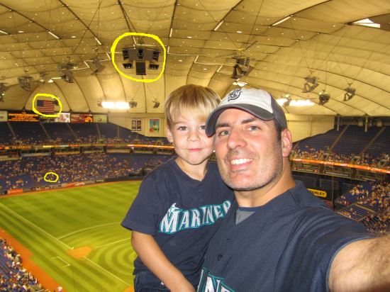 6 - Metrodome Behind Home Top.JPG