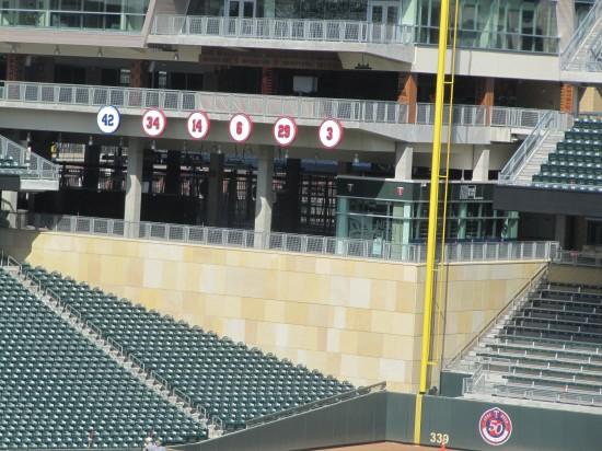 6 - Target Field retired numbers.JPG