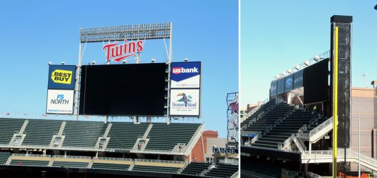 7 - Target Field big screens.JPG
